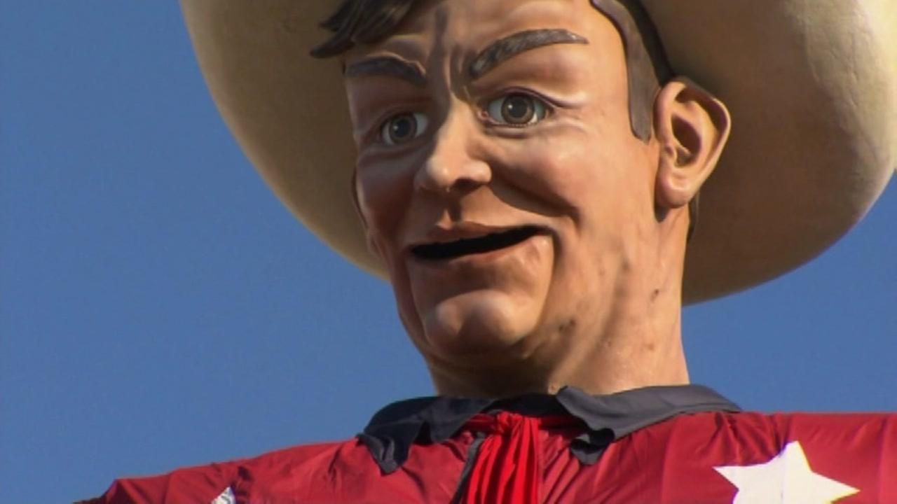Big Tex - Texas State Fair