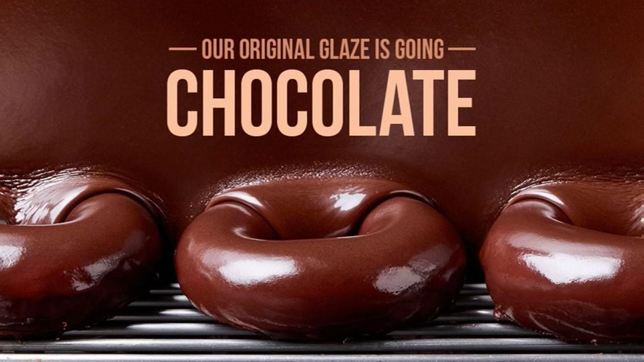 Krispy Kreme creating solar eclipse-themed doughnut!