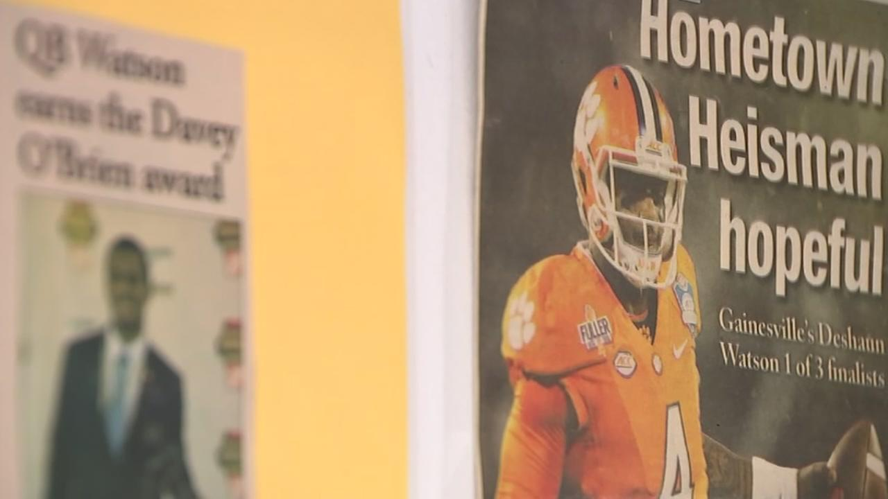David Nuno takes a trip to the hometown of Deshaun Watson