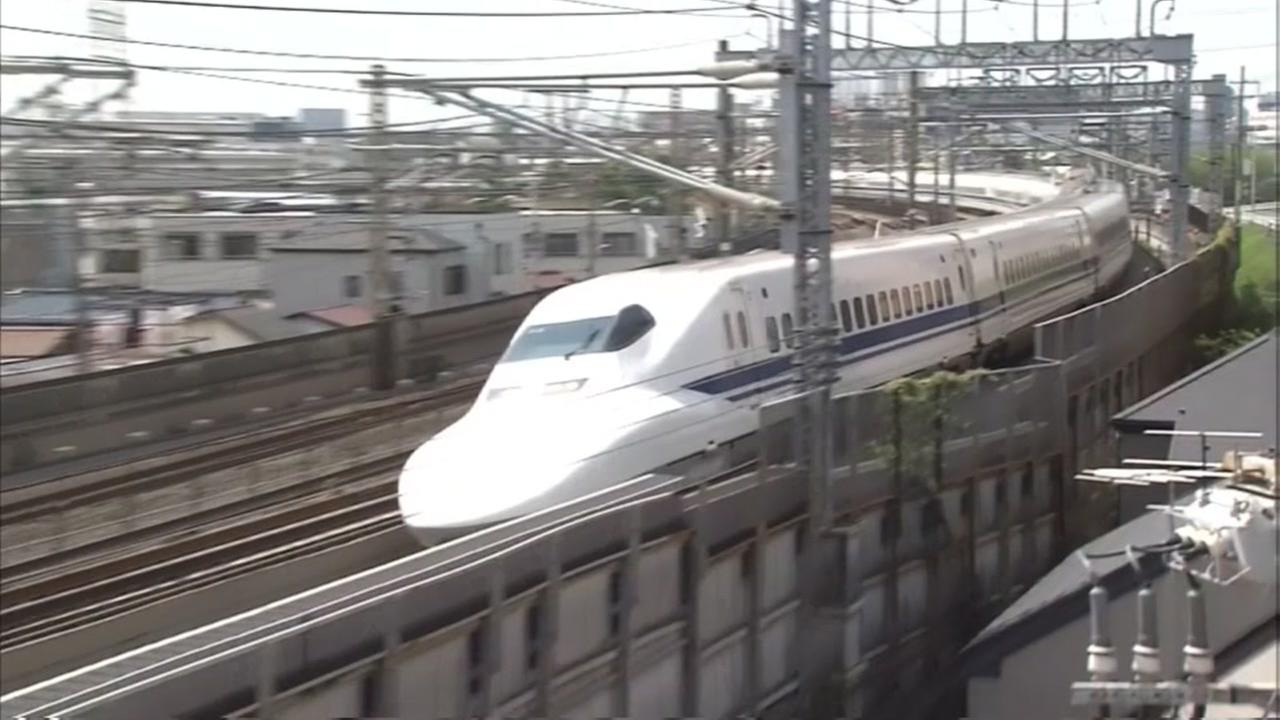 Giant step forward for Texas high-speed rail project