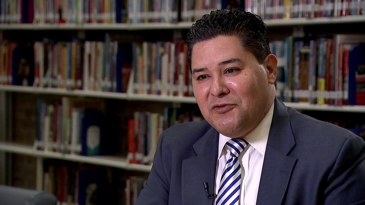 HISD superintendent Richard Carranza