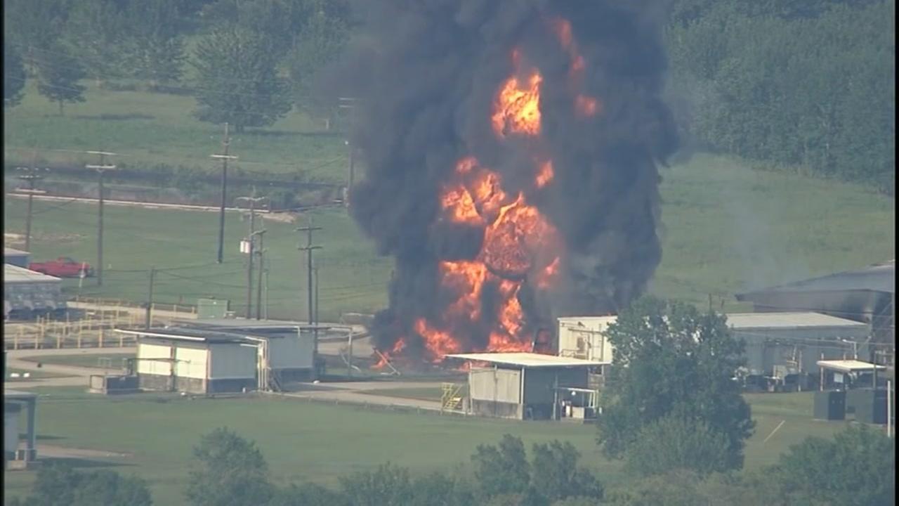 Evacuation lifted in 1.5-mile zone around Arkema plant