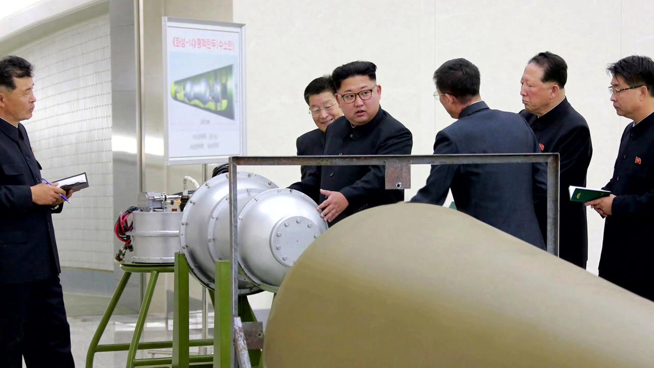 VIDEO: World leaders react to North Koreas latest nuclear test