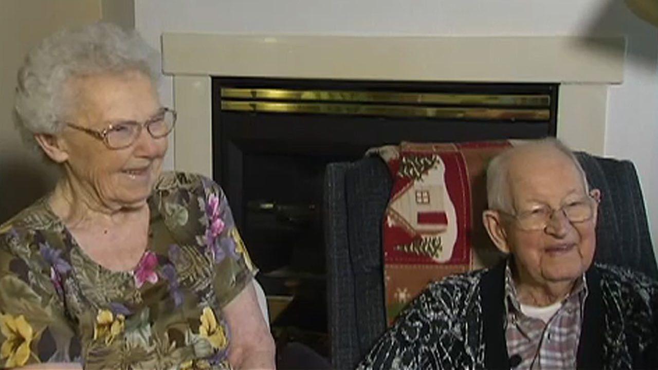 Meet couple Harvey and Irma from Washington