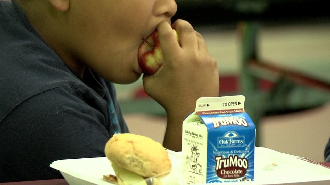 New lunch plans for HISD schools