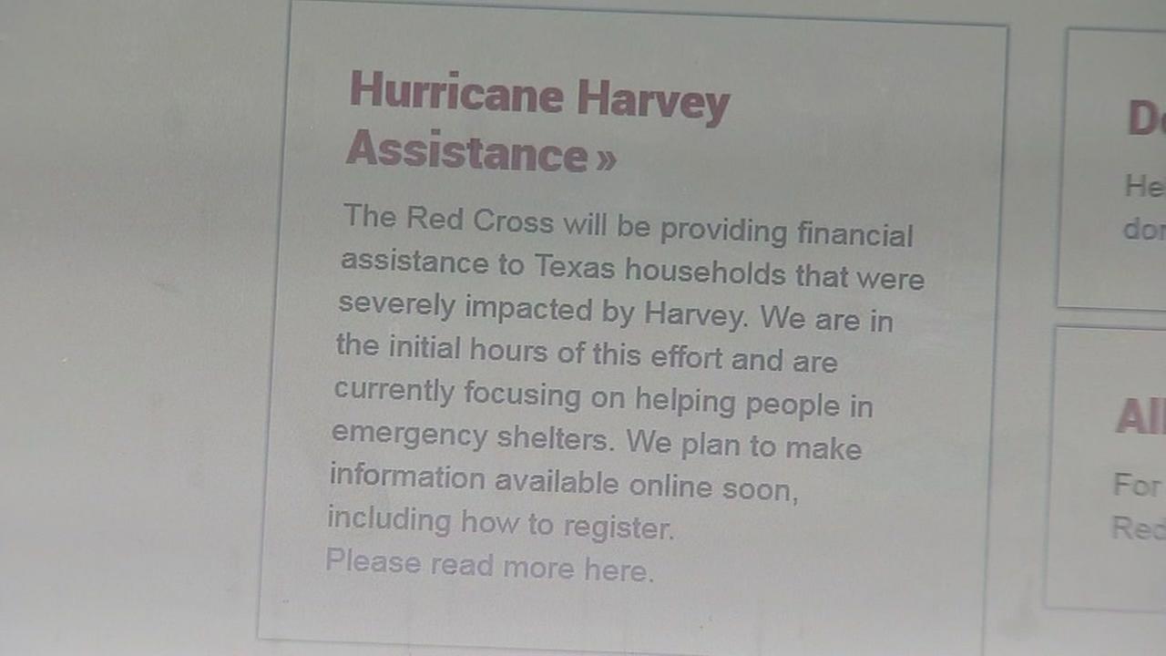 Red Cross offering $400 through assistance program