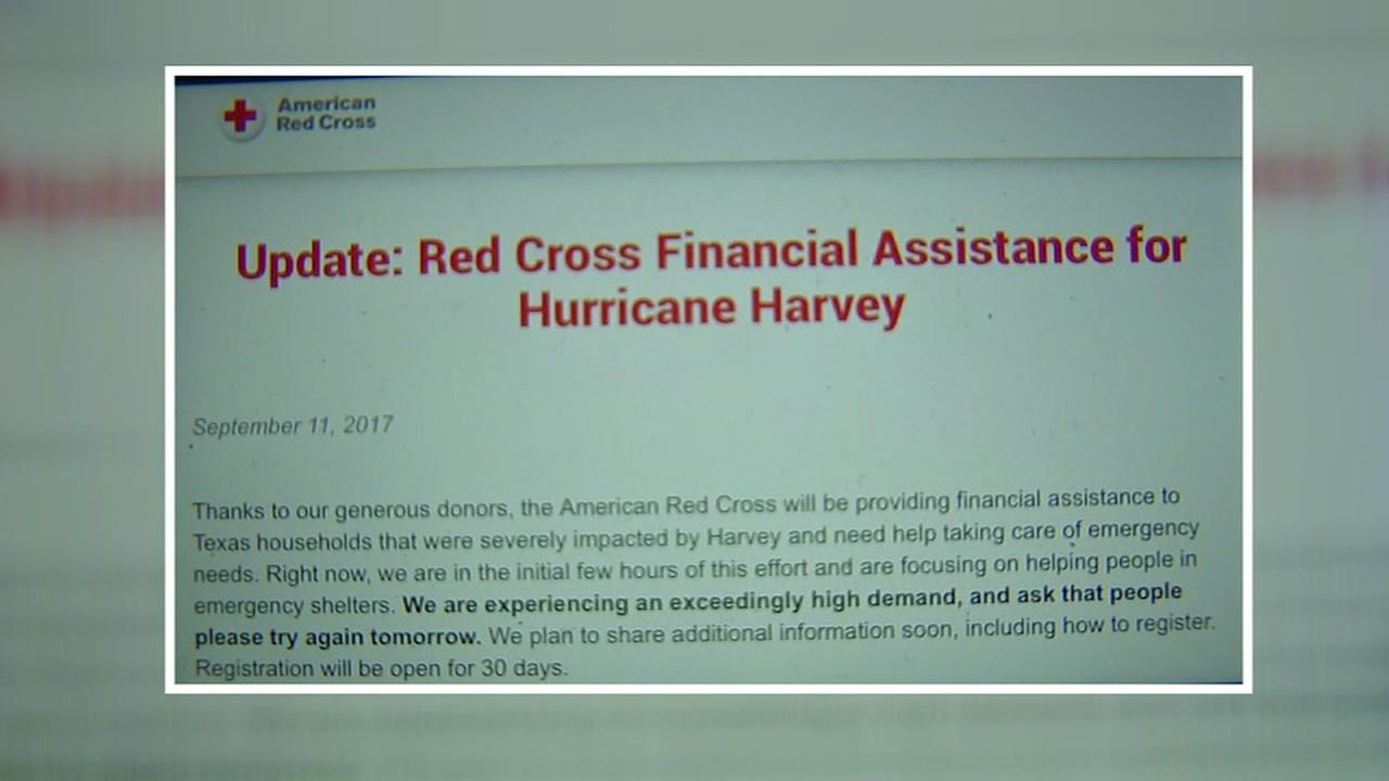 Frustrations continue trying to get relief funds