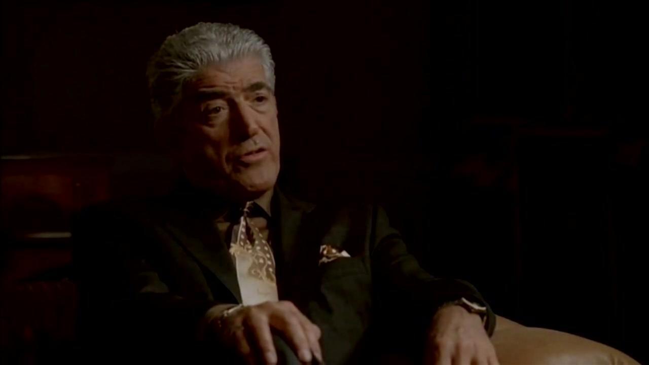 Sopranos star Frank Vincent dies