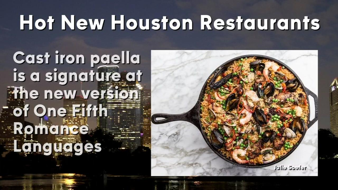 Houston Restaurant Scene Heats Up With 10 Sizzling New Dining Options Abc13