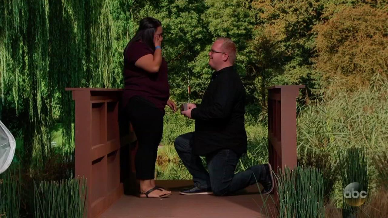 Jimmy Kimmel helps could re-do proposal gone wrong