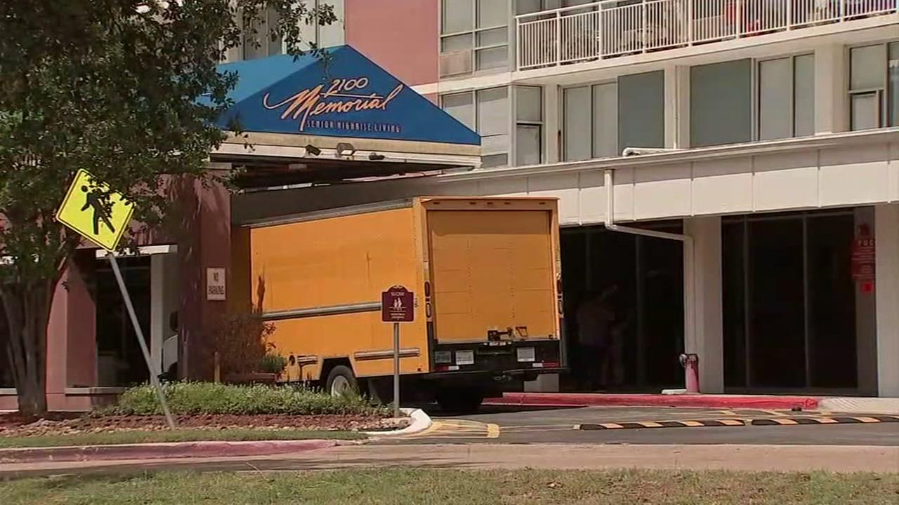 Harvey damage spurs eviction of senior living residents