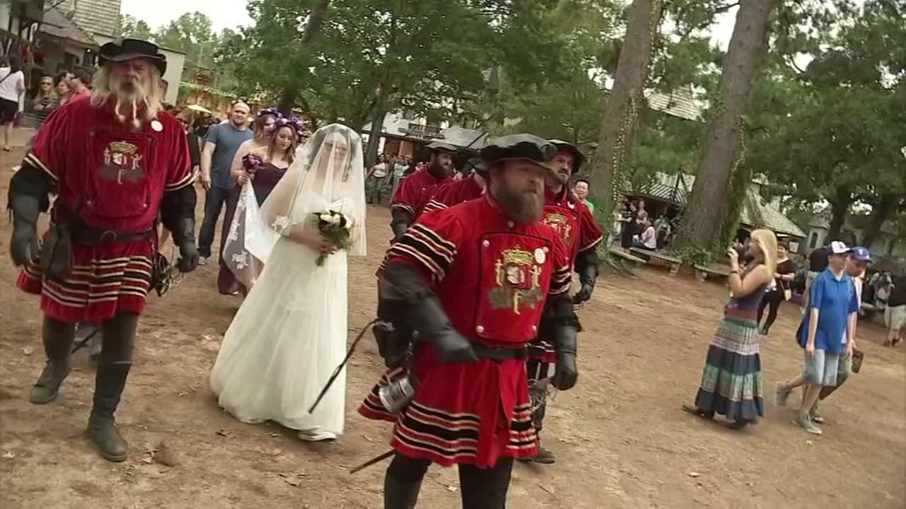 Take a look at the themes for this years Renaissance Festival