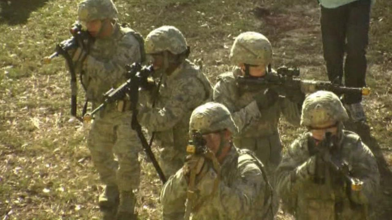 Marine Corps to have 1st female infantry officer