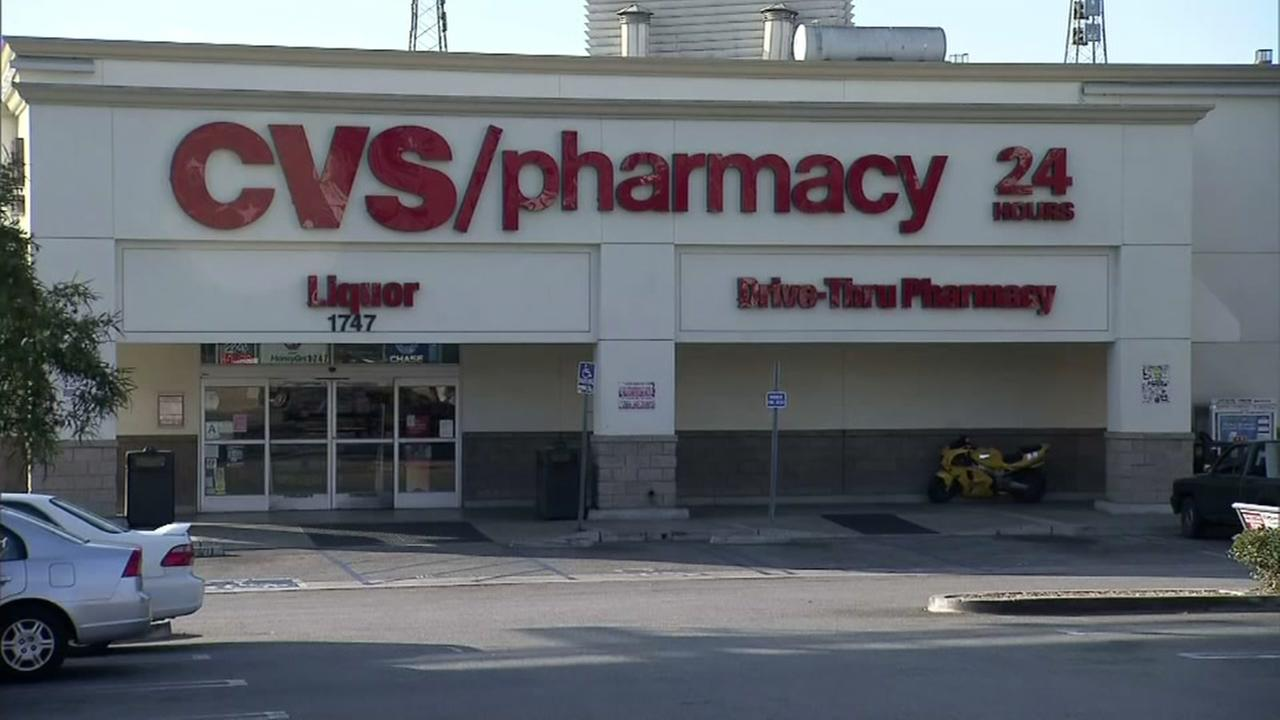 CVS takes steps to combat opioid crisis