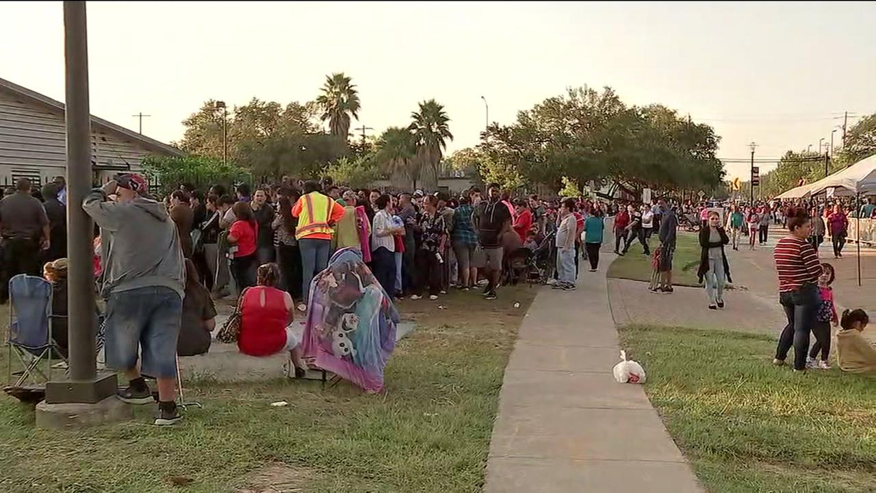 Harris Co. to open fourth disaster food center