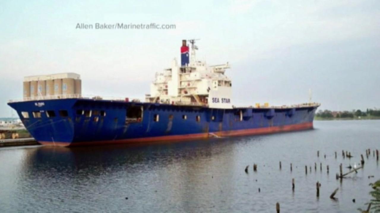 Captain blamed El Faro sinking