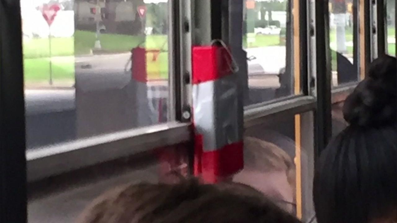 Parents fear students may be injured in faulty bus