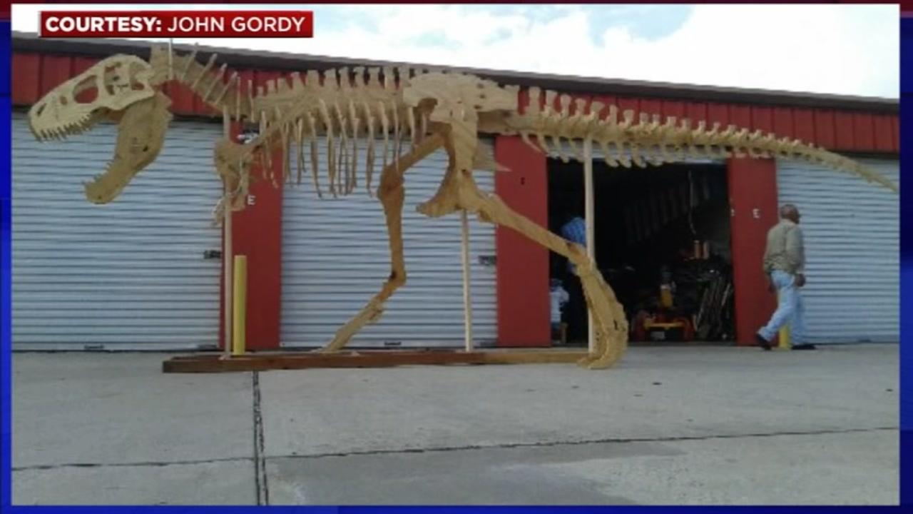 T-Rex to debut at Meyer Park in Spring