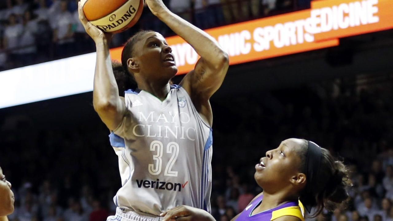 Minnesota defeats Los Angeles to win fourth WNBA title