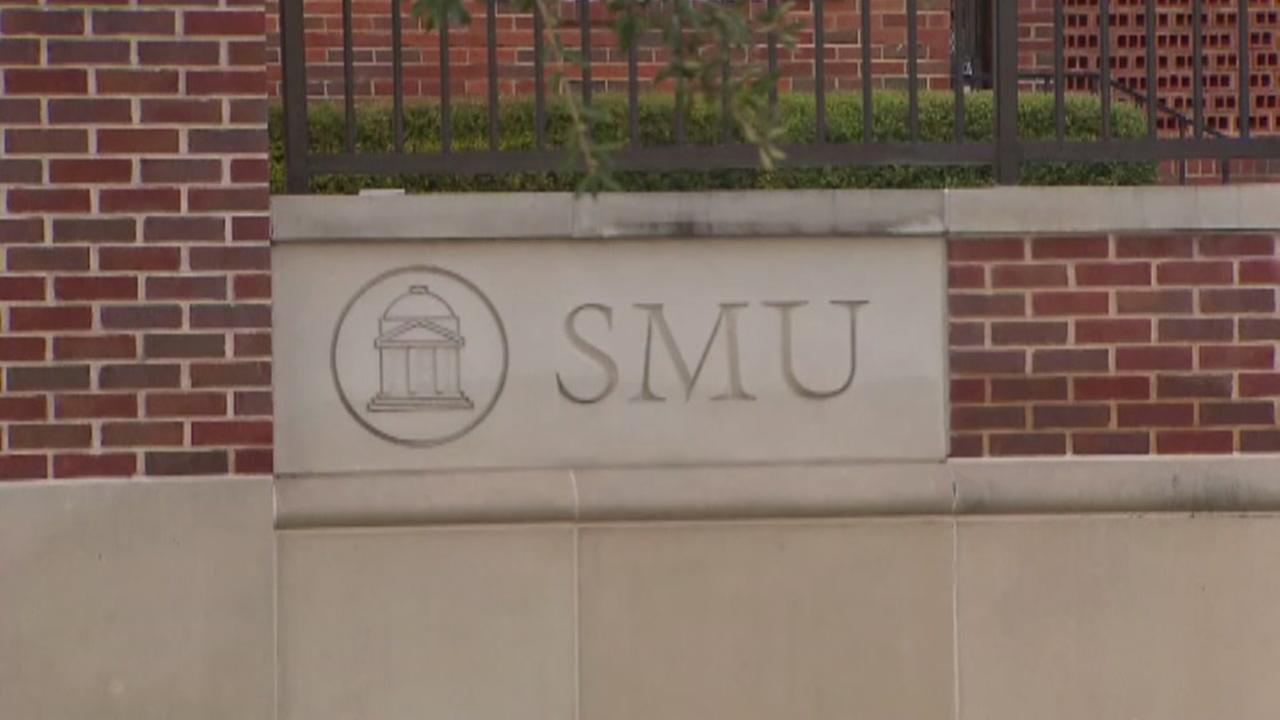 SMU suspends fraternity for hazing allegations