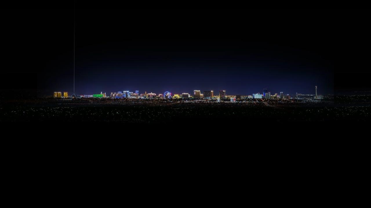 Las Vegas native Andre Agassi touts Vegas Strong