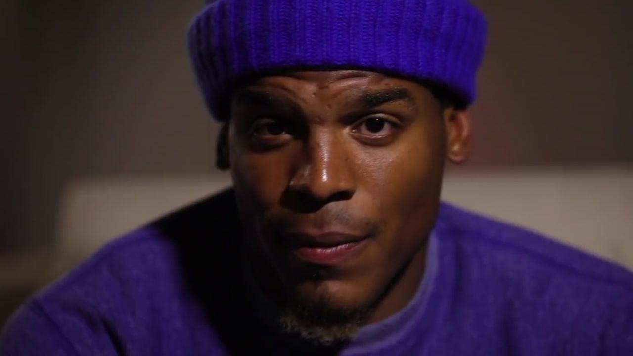 Cam Newton apologizes for comments in Twitter video