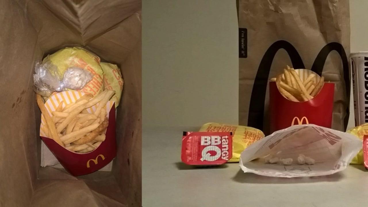 McDonalds manager arrested
