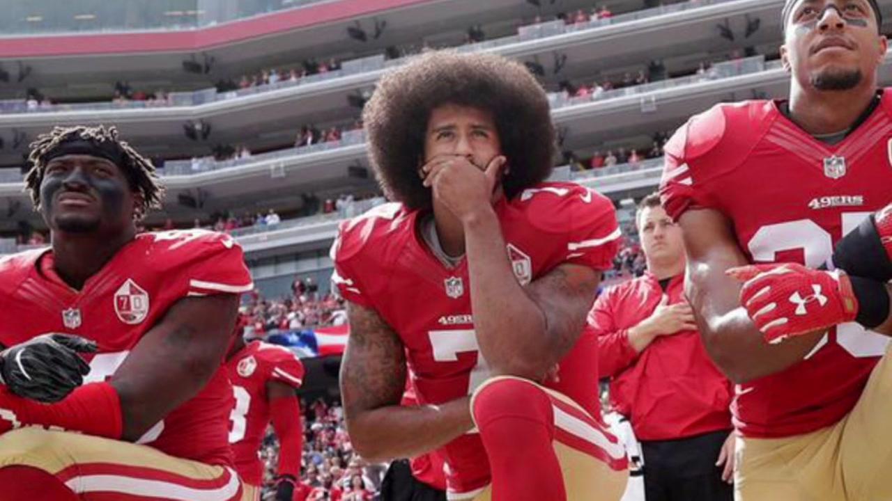 Colin Kaepernick: If I can play again, I wont kneel