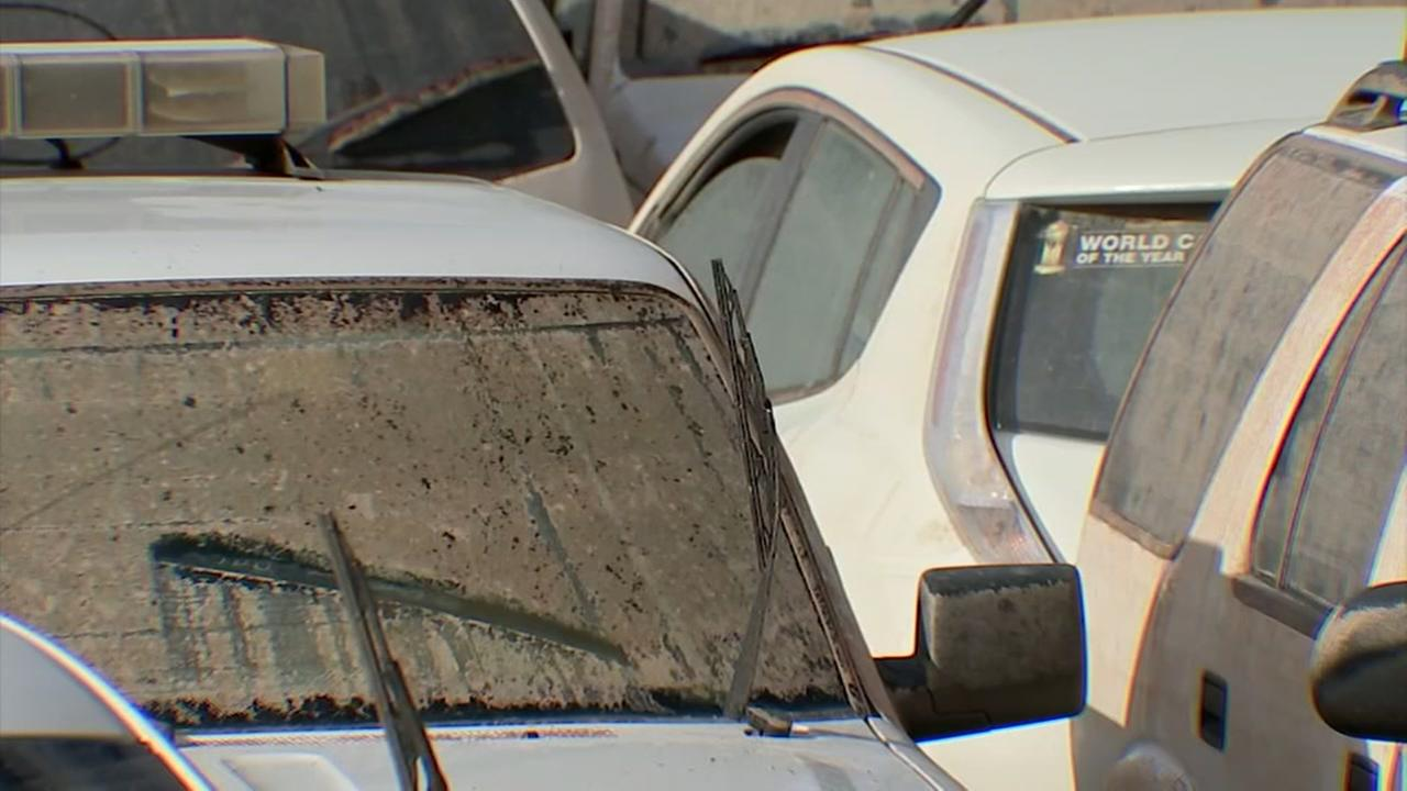 Ted Oberg looks into wy city vehicles were left in underground parking facilities