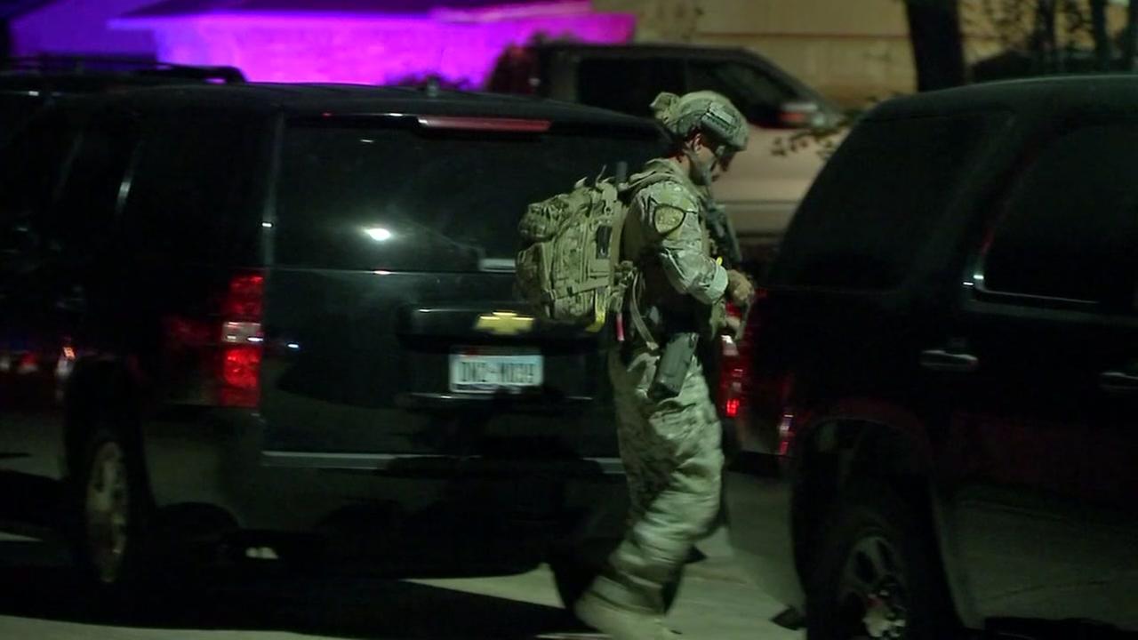 Mans body found after SWAT standoff in Missouri City