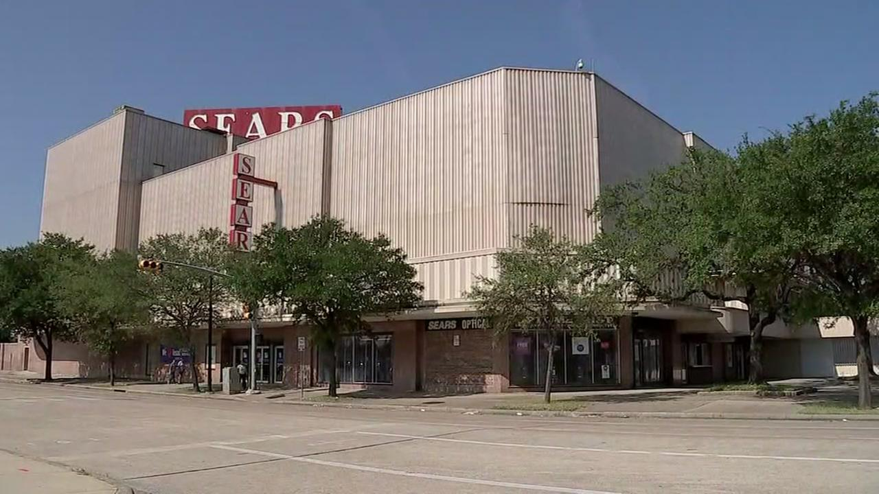Houston curious whats next for historic Sears store