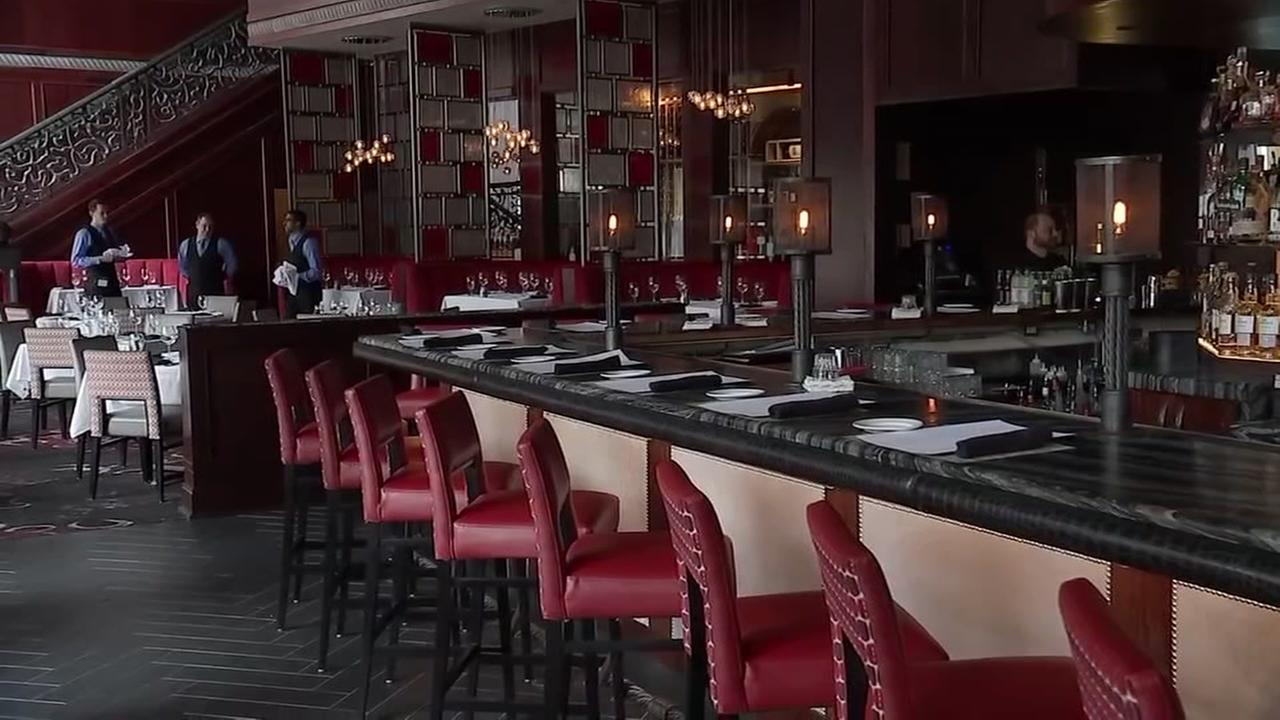 Del Friscos gives new look to restaurant and menu