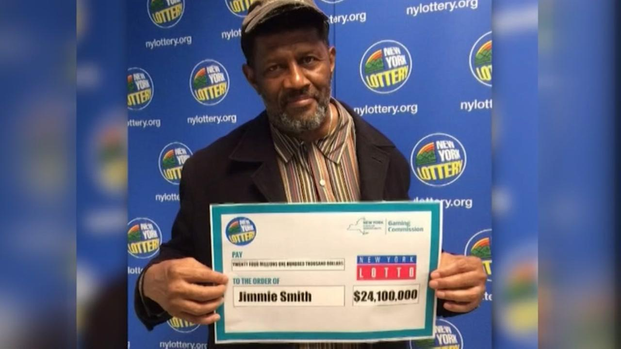 Man finds $24M winning lottery ticket in his pocket