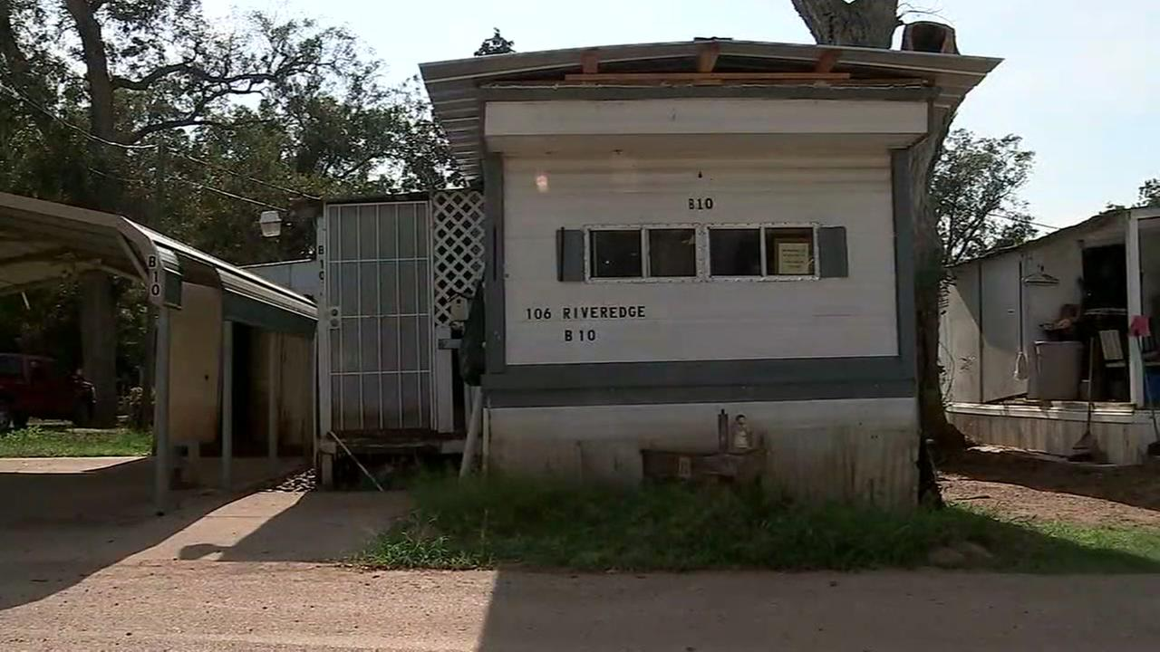 Trailer park residents evicted with little notice