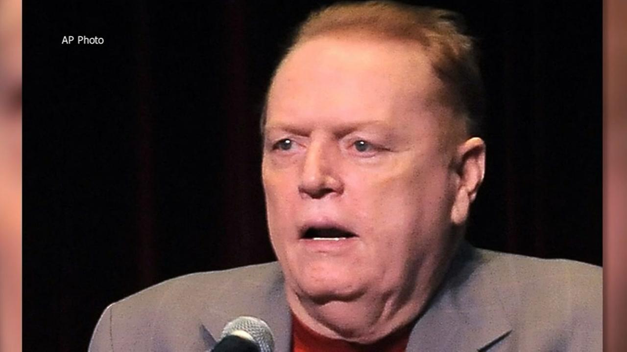 Larry Flynt offering up to $10M for dirt on Trump