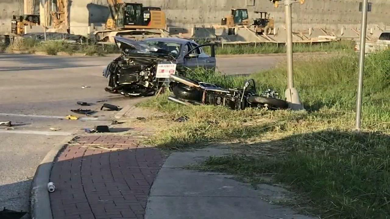 Parents of 5 killed in motorcycle crash