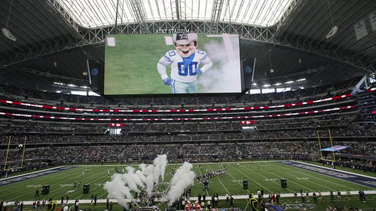 Cowboys to host 2018 NFL Draft