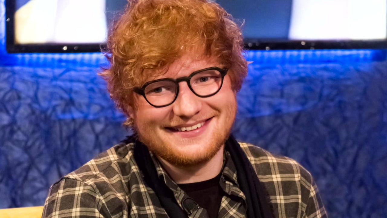 Ed Sheeran substance abuse