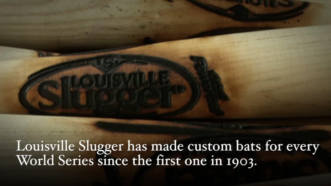 New bats heading to World Series teams