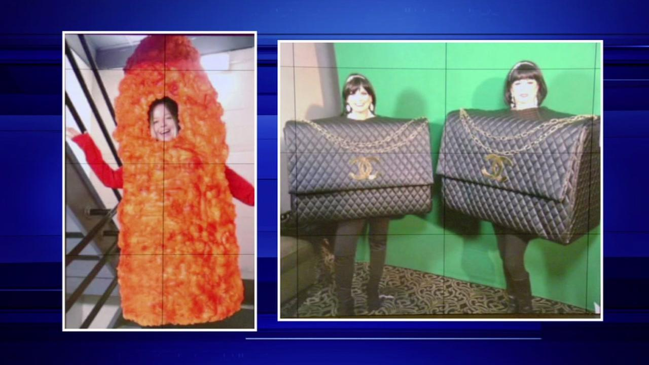 Houstonians vie for Halloween fame on Live!