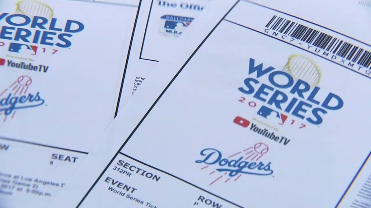 Man finds World Series tickets on StubHub for $9 each