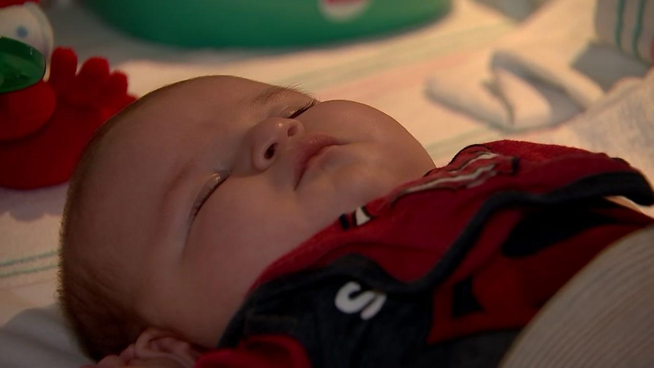 Family travels to TX Children's for lifesaving fetal surgery