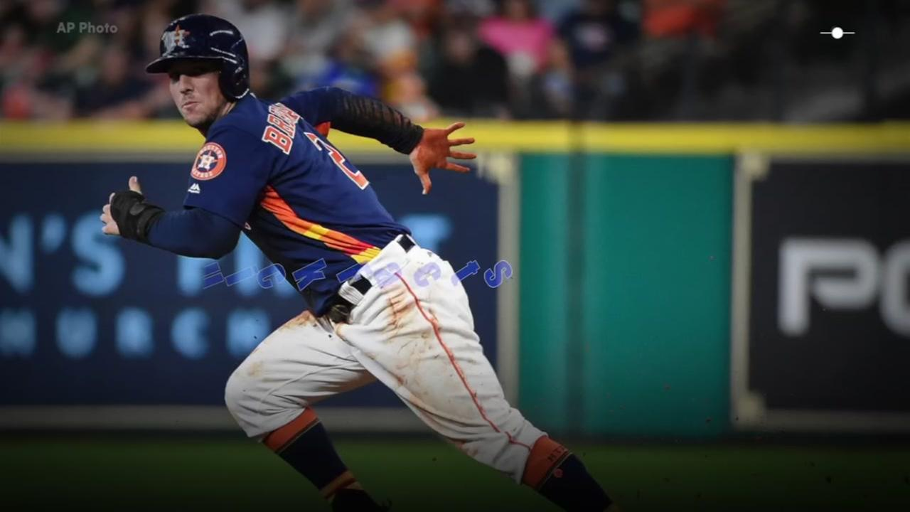 Quick facts on Alex Bregman