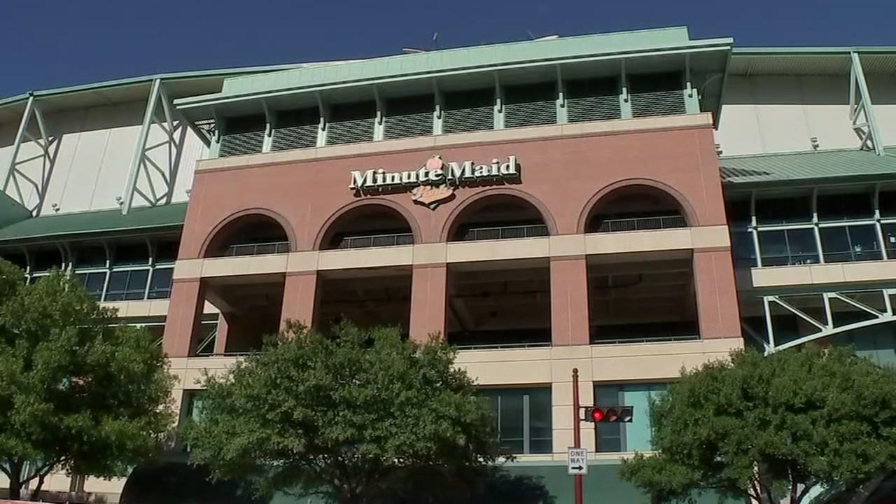How Houston is preparing for games at Minute Maid Park