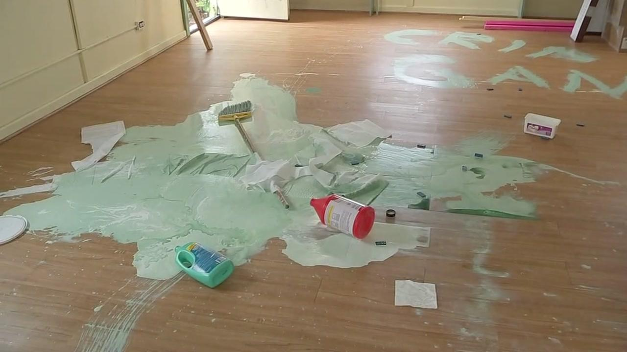 Vandals damage Eagle Scouts work at Galveston non-profit