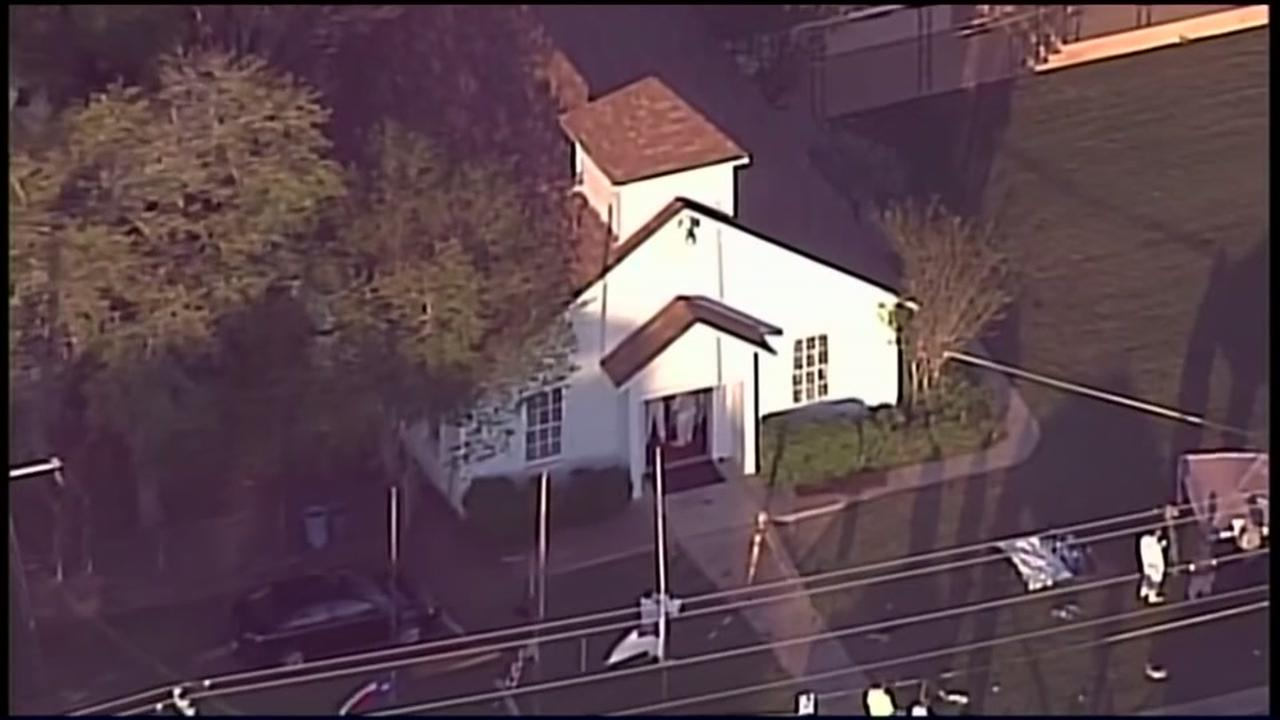 Source: Church gunman came there to kill everybody in that building