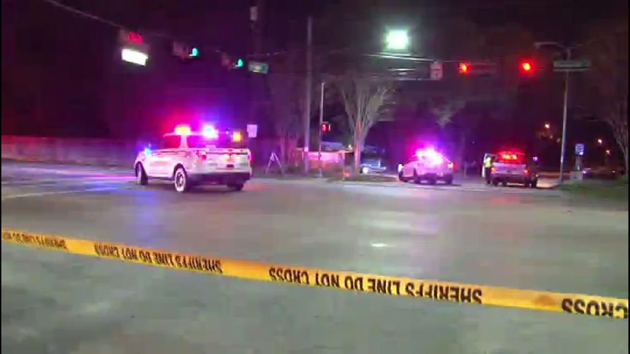 Woman killed in front of husband in NW Harris Co.