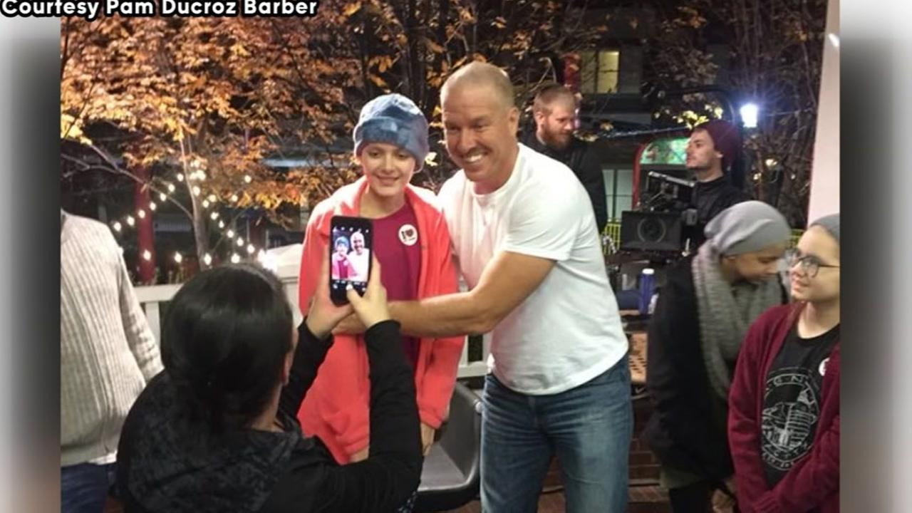 Fixer Uppers Chip Gaines shaves head for St. Jude Childrens Hospital