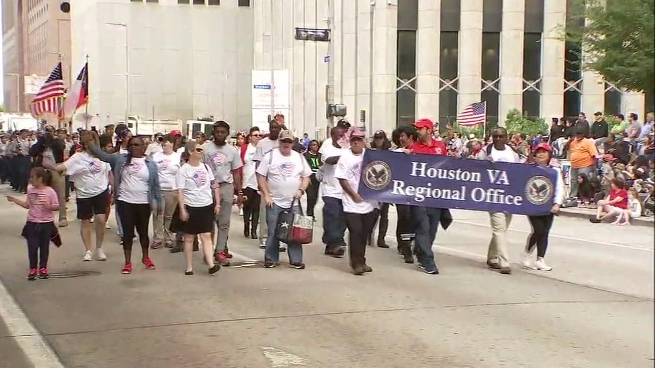 City of Houston scraps Veterans Day parade