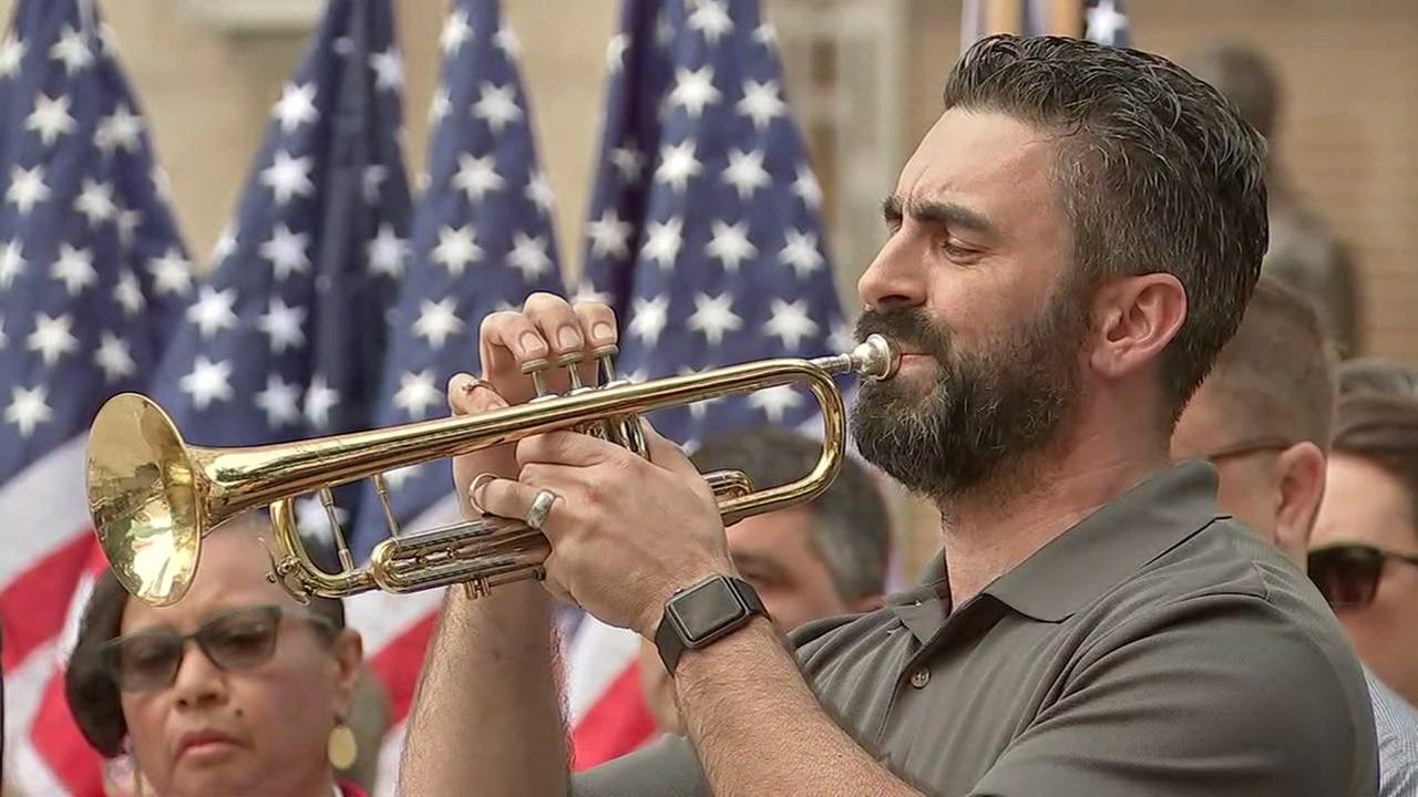 Houston Salutes American Heroes Veterans Day Celebration